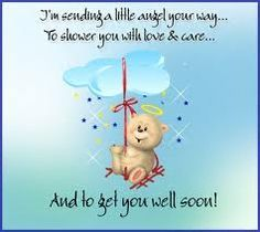 get well soon messages for daughter - Google Search
