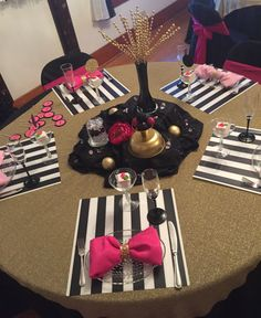 Kate Spade Party