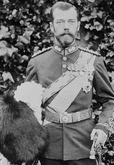 Nicholas II at Balmoral, 1896.
