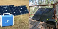 Portable Solar Panels, Caravans, Outdoor Decor