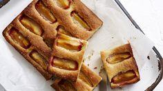 The perfect picnic: Plum and almond slice recipe - 9Kitchen