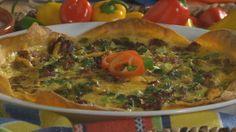 Mexican Breakfast Bake - Great Gluten-Free Breakfast Entree!