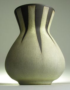 Steuler Keramik West German Pottery Modernistic Mid 20 th Century Vintage Retro