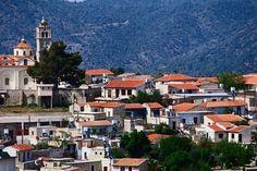 Village, Cyprus