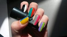 Colourblocking!