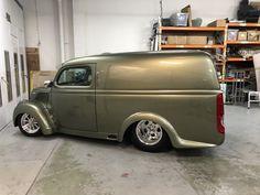 Johnny Z's 'Speedbox' Fordson Van