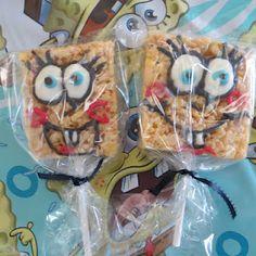 Sponge Bob Party treats