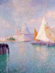 Opal Domes - Walter Launt Palmer - The Athenaeum