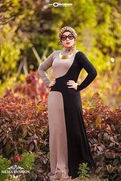 modest hijab dress