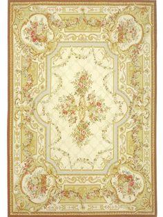 960003  Aubusson - Louis XVI Style