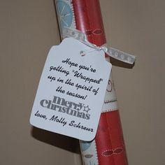 cute teacher or sitter Christmas gift!