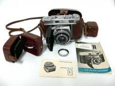 Kodak Retina II c plus Zubehör
