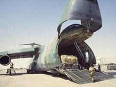 Avion de carga de mercancias militar: Ivan