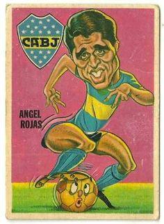 #BocaJuniors - Rojitas