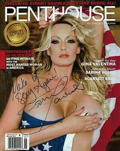 Stormy Daniels posed for Annie Leibovitz for upcoming Vogue issue Annie Leibovitz, Playboy, Penthouse Club, Trump Hair, Gina Valentina, Penthouses Magazine, Women In America, Vogue, The Daily Beast