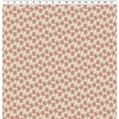 Lullaby - Collections Pink Small Floral Fabric
