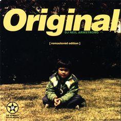 DJ Neil Armstrong - Original, Mixed CD