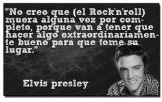 dijo Elvis