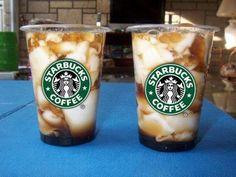 strange Starbucks...