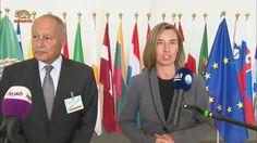 حمایت اتحادیه اروپا از راه حل دو کشوری اسرائیل فلسطین  -  سیمای آزادی تلویزیون ملی ایران –  14     فروردین ۱۳۹۶