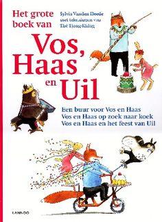 Het grote boek van Vos, Haas en Uil - Sylvia Vanden Heede