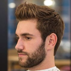 Trending Hairstyles 2019 - Best Short Haircuts For Men - EveSteps Oval Face Hairstyles, Cool Hairstyles For Men, Trending Hairstyles, Mens Straight Hairstyles, Medium Hair Cuts, Short Hair Cuts, Medium Hair Styles, Short Hair Styles, Clean Cut Haircut