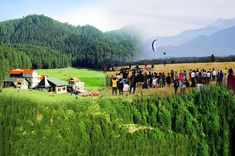 #dharamshala #dharamshalatour #dharamshala2021 #vacation #travelers #valleys #waterfalls #lakes #tibetanheritage #temples #touristspots #forts #hillstation #triund #kangrafort #palampur #birbilling #khajjiar #dalhousie #chamba #dharmasalaholidaypackages #dharmasalapackage #mcleodganj #zorbing #trekking #wildlifesanctuary #dharamshalatravel #paragliding Camping Spots, Hill Station, Paragliding, Tourist Spots, Adventure Tours, Beautiful Places To Visit, Mind Blown, The Good Place, Dolores Park