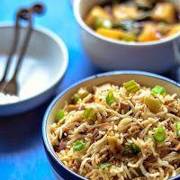 How to Make Mushroom Fried Rice - Easy Step by Step Recipe