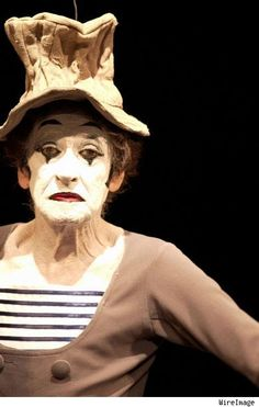 Marcel Marceau, saw him at the Ryman, wonderful show!