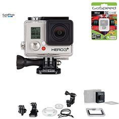 Special Offers - GoPro HERO3 SILVER 10MP Full HD 1080p 60fps Built-In Wi-Fi Waterproof Wearable Camera Adventure 32GB Edition (Surf) - In stock & Free Shipping. You can save more money! Check It (May 02 2016 at 01:36PM) >> http://wpcamera.net/gopro-hero3-silver-10mp-full-hd-1080p-60fps-built-in-wi-fi-waterproof-wearable-camera-adventure-32gb-edition-surf/
