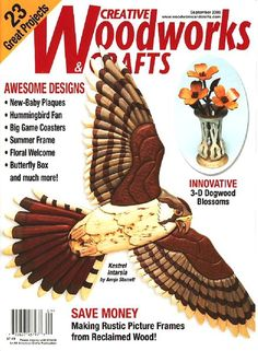 Creative Woodworks & Crafts September 2008