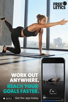Get a personal workout plan based on your fitness level. High intensity training: anytime & anywhere. Download the app today and join a community of more than 14 million users.