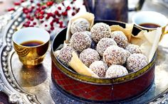 This classic rum balls recipe from The Australian Women's Weekly is great for a quick and easy Christmas treat, or homemade edible gifts for friends.