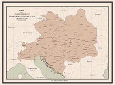Fantasy World Map, Imaginary Maps, Holy Roman Empire, Alternate History, Fantasy Setting, Historical Maps, Alien Logo, Croatia, Austria