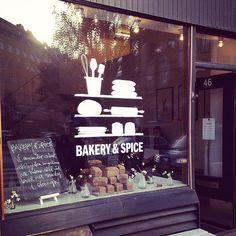 Stockholm: Bakery