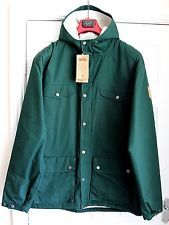 Mens Fjallraven Winter Greenland casual jacket size XL 80s