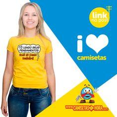 Camiseta+Pensamentos+:+Tô+lendo+seus+Pensamentos+você+só+pensa+besteirol. http://www.camisetasdahora.com/p-24-255-4590/Camiseta---Pensamentos+|+camisetasdahora