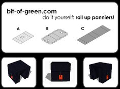 Make your own Panniers!