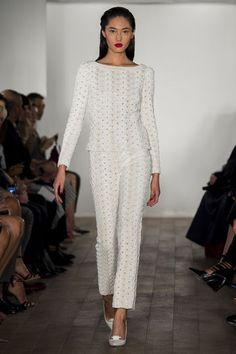 Spring/Summer 2015 Zac Posen, New York Fashion Week