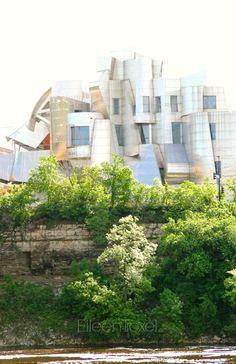Frank Gehry's Weisman Art Museum, Minneapolis Weisman Art Museum, Feeling Minnesota, Art Spaces, Frank Gehry, Twin Cities, Minneapolis, Museums, Great Places, Science