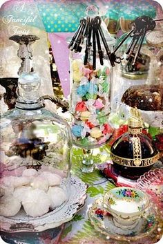 More Alice In Wonderland Party Ideas! - Oh My Creative