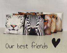 Poduszki z motywami zwierząt !  http://www.vinnst.pl/pk641-poduszki-zwierzeciem-jestem-1.html