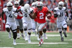 Justin Fields, J. Dobbins Lead No. 5 Ohio State to Blowout Win over Cincinnati Ohio State Football, Ohio Stadium, Buckeyes Football, Oregon Ducks Football, Notre Dame Football, Ohio State Buckeyes, American Football, Oklahoma Sooners, Cincinnati