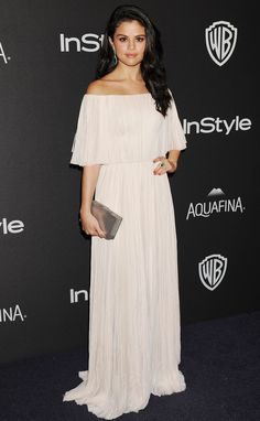 Attending the 2016 InStyle And Warner Bros. 73rd Annual Golden Globe Awards Post-Party in Beverly Hills, California - January 10, 2016