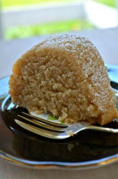 Jasmine Tea Cake I The Compact Kitchen