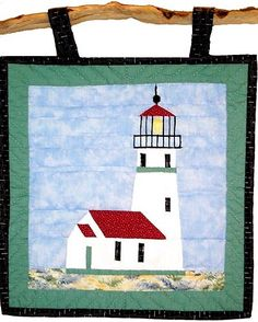 Lighthouse Quilt Patterns from Sentries of Light