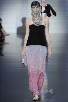 Other Breweriana Publicite 2012 Armani Haute Couture Costume Femme Tendance 2013 Yet Not Vulgar