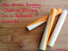 How to pack dairy in a school lunch - MOMables® - Healthy School Lunch Ideas
