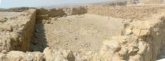 Piscina del palacio de Herodes