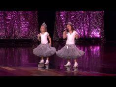 Sophia Grace and Rosie Rap on The Ellen Show - YouTube